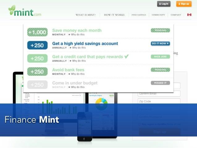 Finance Mint