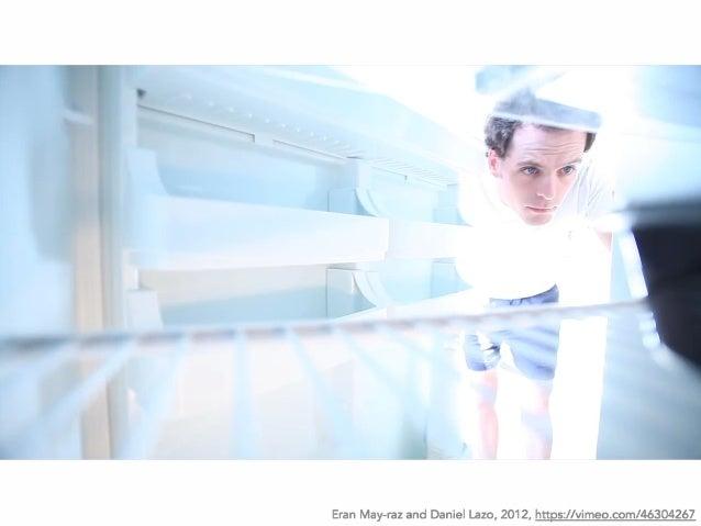 Eran May-raz and Daniel Lazo, 2012, https://vimeo.com/46304267