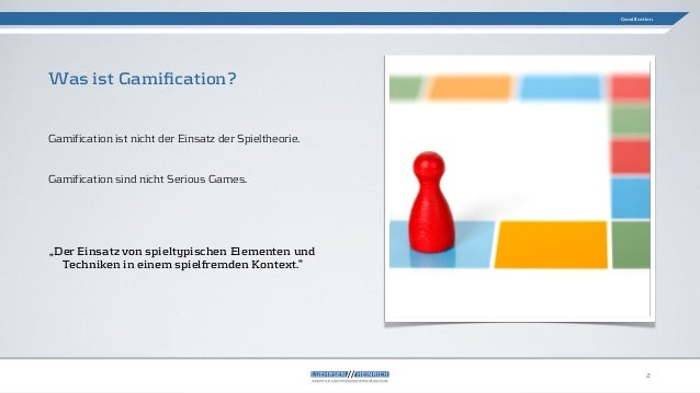 Quick Start to Gamification Slide 2