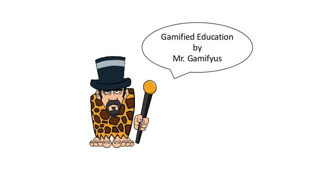 Gamified Education by Mr. Gamifyus
