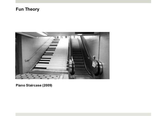 Fun Theory Piano Staircase (2009)