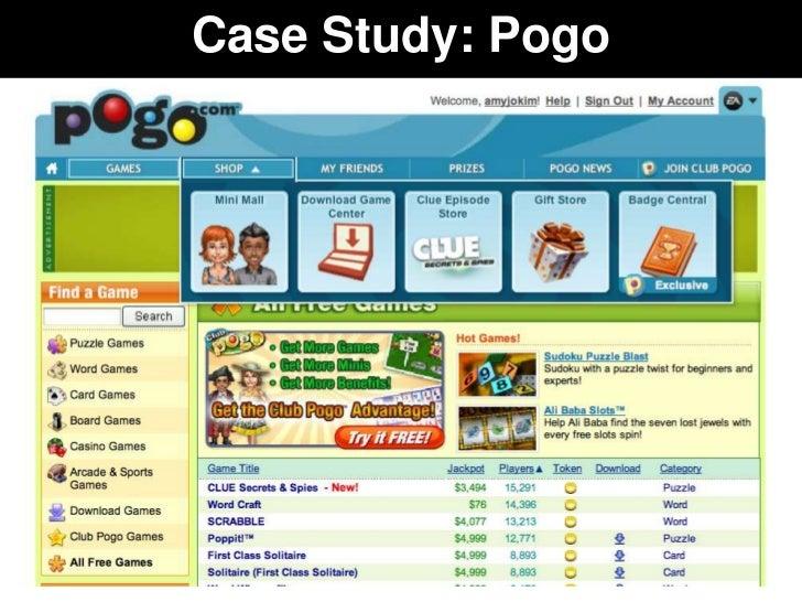 Case Study: Pogo
