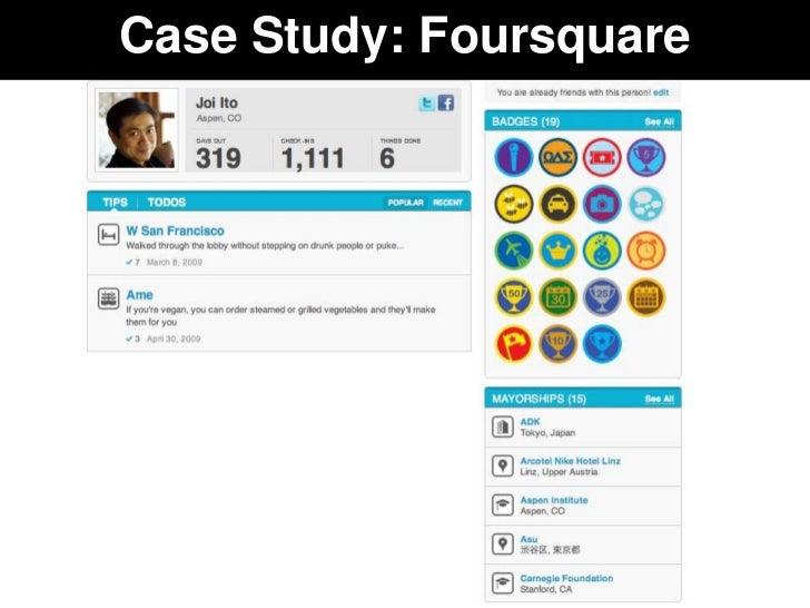 Case Study: Foursquare