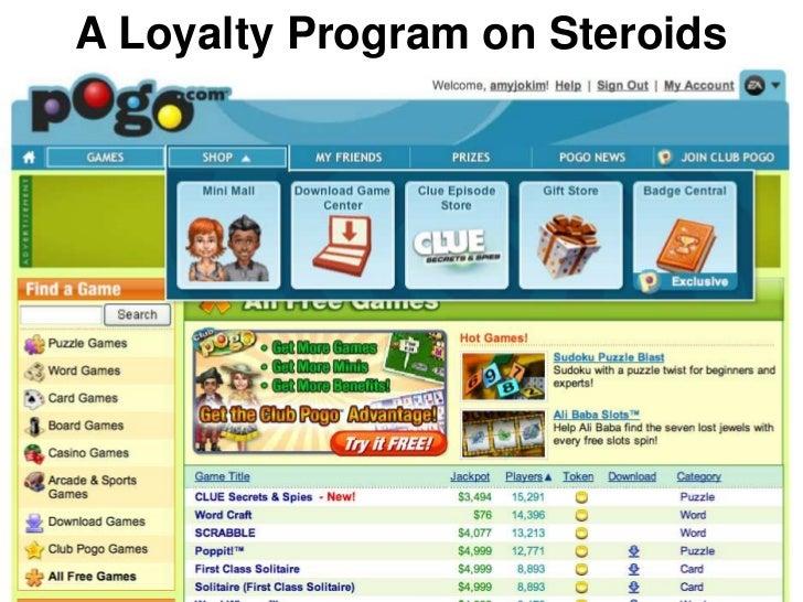 A Loyalty Program on Steroids