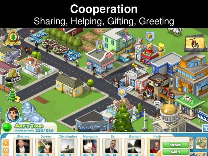 CooperationSharing, Helping, Gifting, Greeting