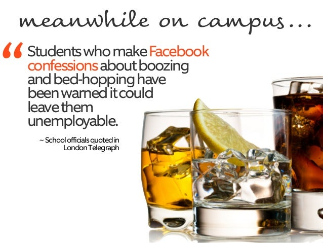 Campus Recruiting With Social Media Slide 3