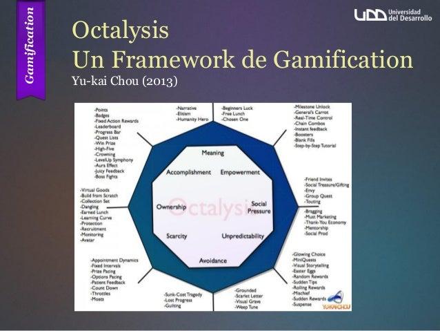 Octalysis Un Framework de Gamification Yu-kai Chou (2013)