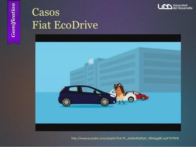 Casos Fiat EcoDrive http://www.youtube.com/playlist?list=PL_zkxi8uKQMlpV_MDdpjgBE1xpPTLfFWB