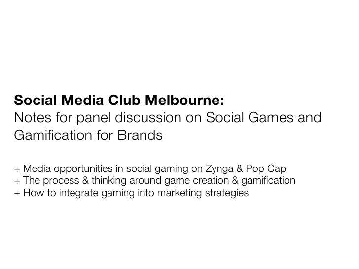 Gamification for brands Slide 2