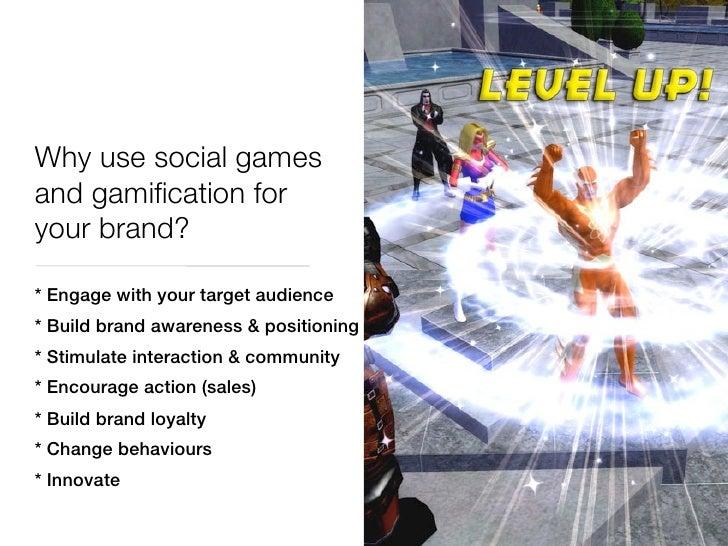 Gamification for brands Slide 3