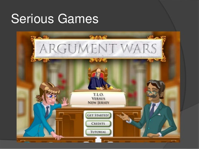 Serious Games - Simulations