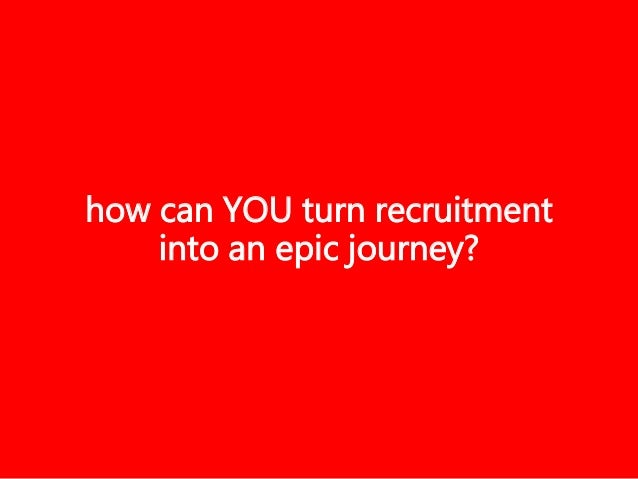 How Gamification Is Turning Recruitment Into an Epic Journey @ Landing.Festival 2016