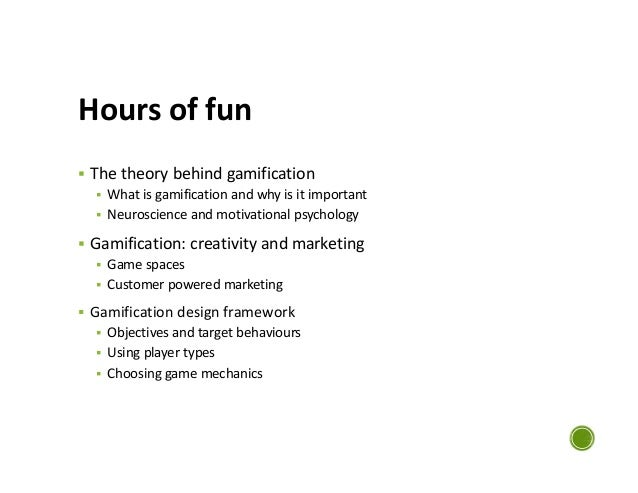 Gamification for marketing and creativity Slide 3
