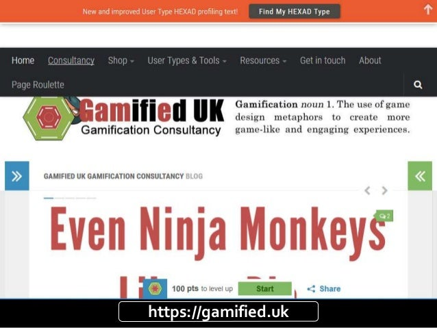 Gamification playful session - Dossier Forum Slide 3