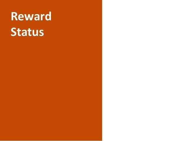 Reward Status