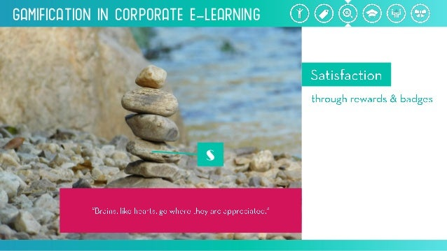 S Gamification inCorporate e-Learning