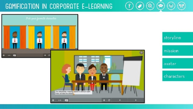 Gamification inCorporate e-Learning