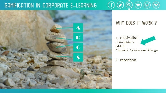 WHYdoesitwork? Gamification inCorporate e-Learning A R C S