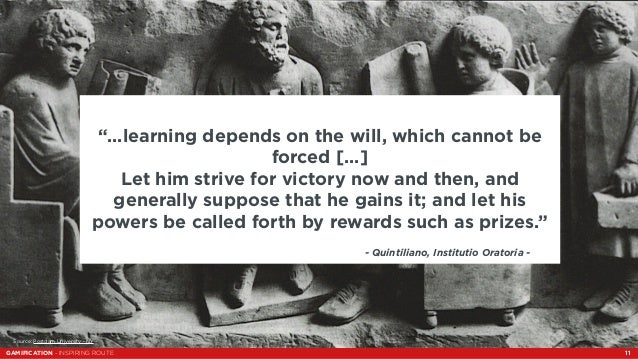 """""""...learning depends on the will, which cannot be  forced [...]  Let him strive for victory now and then, and  generally s..."""
