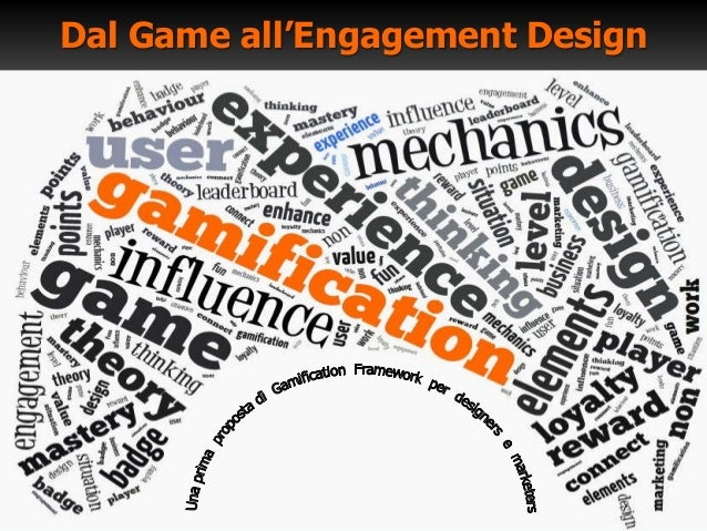 Dal Game all'Engagement DesignMaster Sole 24 Ore               23/02/2013