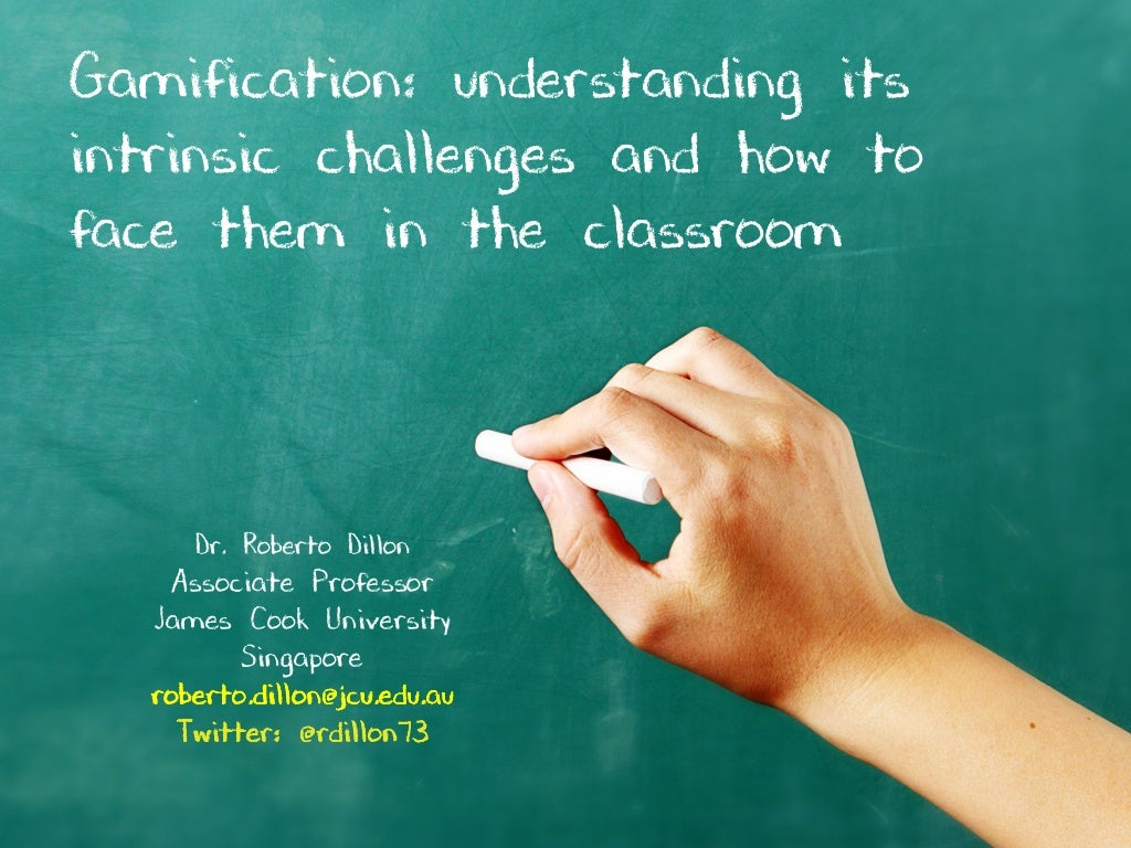 Gamification: Understanding Its Intrinsic Challenges and How To Face Them in the Classroom