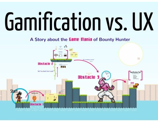 Gamification vs UX