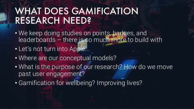 OUR GAMEFUL EXPERIENCE MODEL • Gameful experience as fundamental state of gameplay • Gameful systems defined by qualities ...