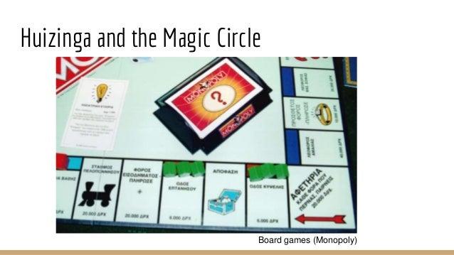 Huizinga and the Magic Circle Athletic Magic Circles (Soccer)
