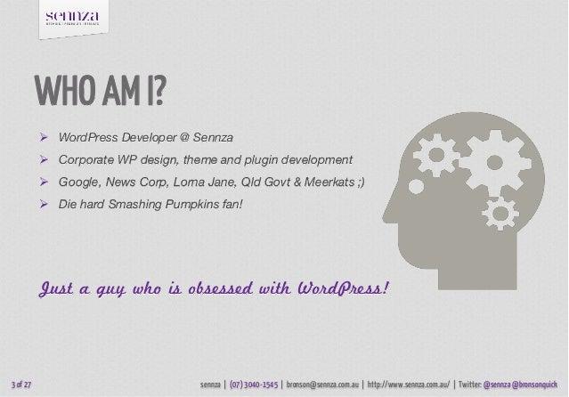 Gamifying WordPress Slide 3
