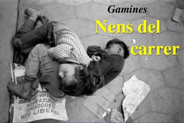 Gamines Nens del carrer