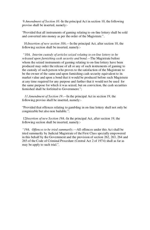 Gambling act 2005 overview of islam gambling golf games