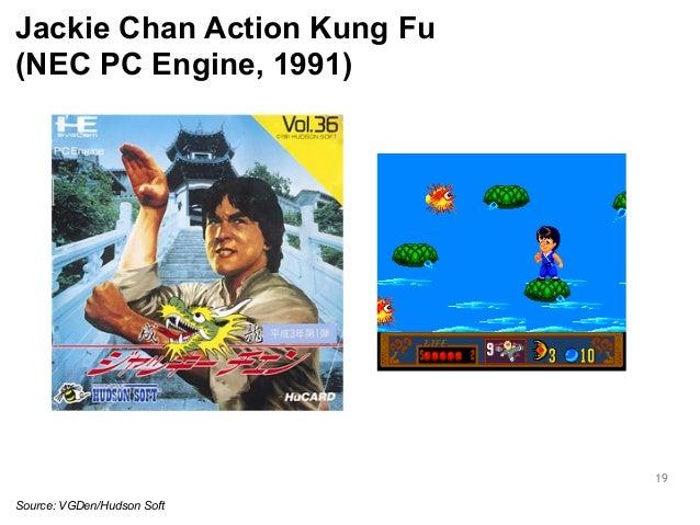 Jackie Chan Action Kung Fu  (NEC PC Engine, 1991)  19  Source: VGDen/Hudson Soft