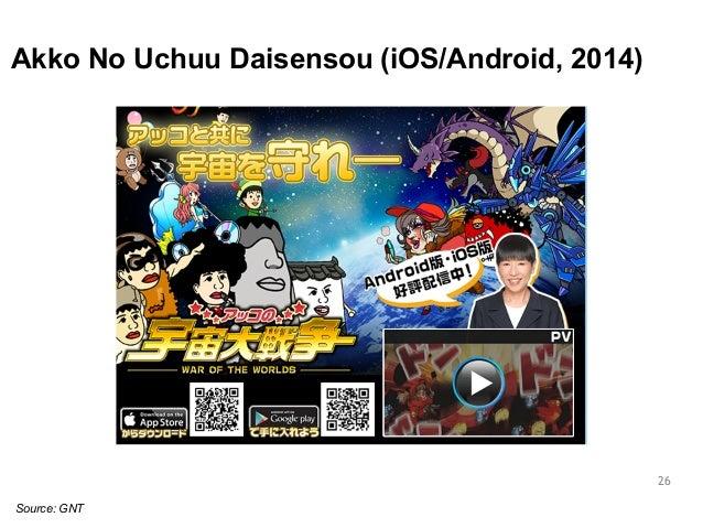 Akko No Uchuu Daisensou (iOS/Android, 2014)  26  Source: GNT
