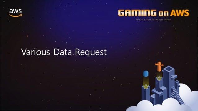 Various Data Request 부서마다 다른 데이터 요청 분석팀 Json 단위 데이터 조회 특정 Field 만 조회 EX) COUNT(DISTINCT USER) CS팀 모든 로그 중에서 필요 로그 조회 전체의 5...