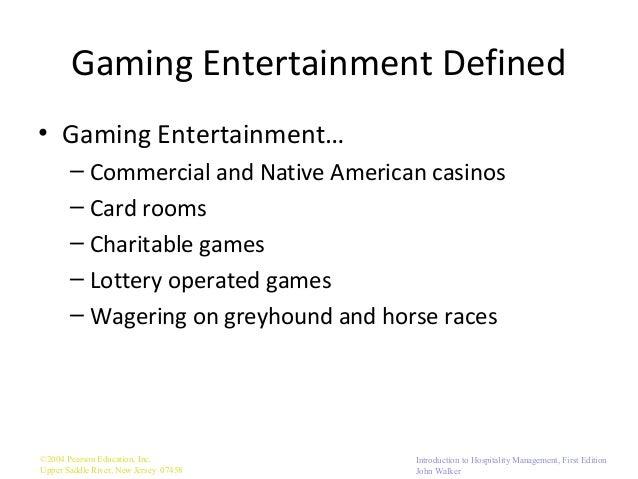 Gaming Entertainment Slide 2