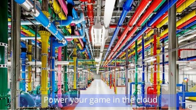 GCP Gaming 2016 Seoul, Korea Build Game Server in 20min