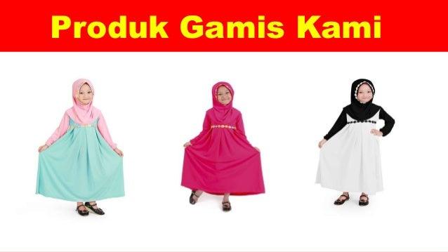 Hub 0823 4900 2190 Telkomsel Baju Gamis Anak Perempuan