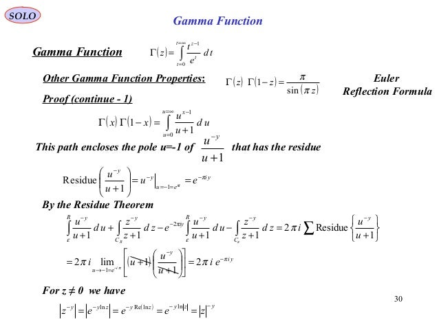 GAMMA FUNCTION INTEGRATION EBOOK DOWNLOAD