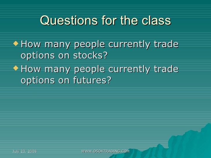 Buying options interactive brokers