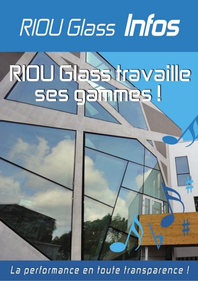 Gammes CONFORT           Rglass THERM                                    Rglass SONIC                                  Rgl...