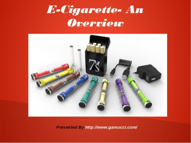 all about cigarettes Tabaco is natural and people have been smoking it for years, and all over the world e-cigs is not natural and has long term effects like cancer.