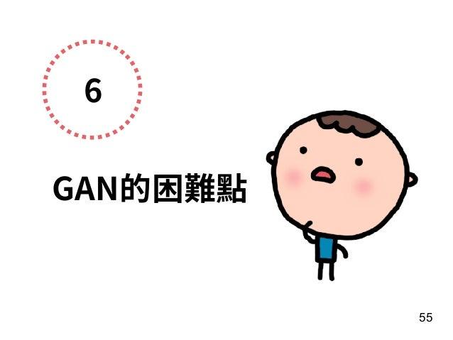 6 GAN的困難點 55