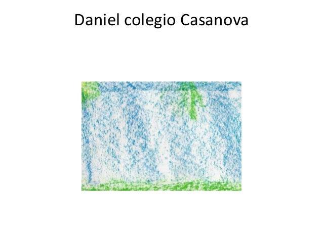 Daniel colegio Casanova