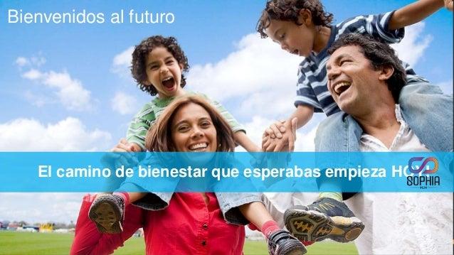 Bienvenidos al futuro El camino de bienestar que esperabas empieza HOY!