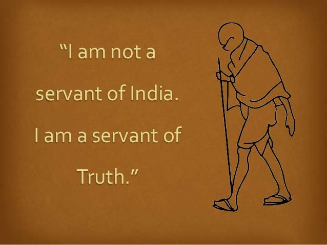 Gandhi 3.0, Moved by Love Retreat Slide 3