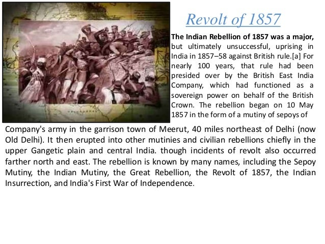 INDIAN NATIONAL MOVEMENT 1857-1947