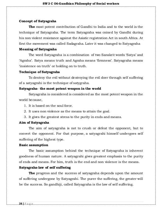 gandhian philosophy on education Sanjay lal, clayton state university, philosophy department, faculty member studies environmental philosophy, peace education, and david hume sanjay lal curriculum vitae 1401 springlake court morrow, ga 30260 (678) 573-9488 (678)489-2781.