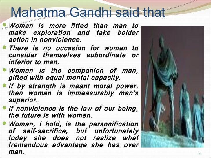 essay on gandhiji in my views hindi language