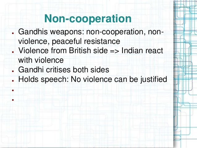 the effectiveness of mohandas gandhis nonviolent protests in unifying india Mahatma gandhi was a political and spiritual leader of india he helped india gain its independence and is honored in india as the 'father of the nation' gandhi was an advocate of nonviolence and was the first to employ non-violent tactics in the political arena on a large scale.