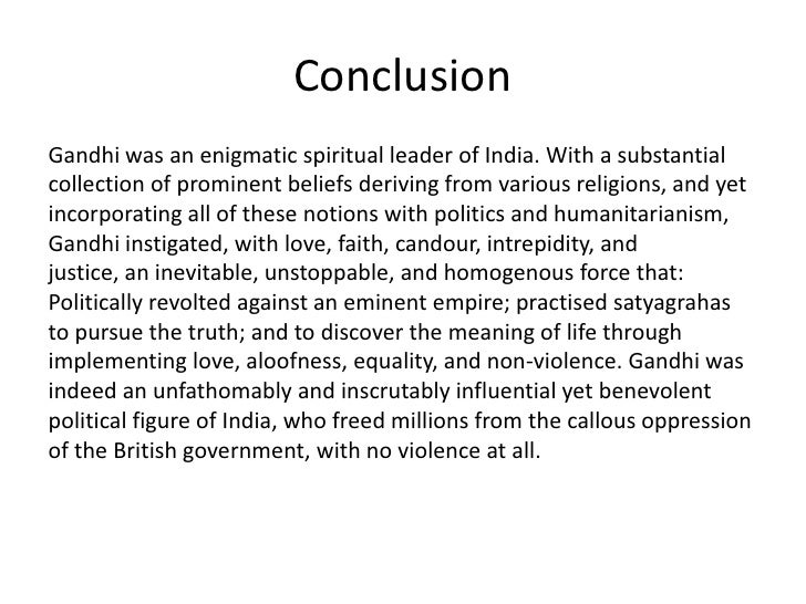 gandhi and nonviolence essay Mohandas gandhi essays biography mohandas gandhi was born inside the western part of british-dominated india on october 2, 1869 a timid toddler, he become married at 13 to a lady of the same age, kasturbai.